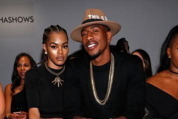 Teyana Taylor Pens Touching Message To Iman Shumpert For Anniversary
