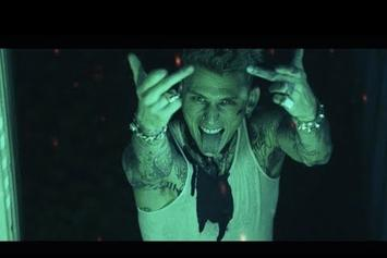 "Machine Gun Kelly Expels Restless Energy In ""GTS"""