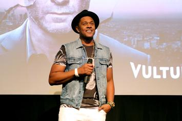 """Ray Donovan"" Actor Pooch Hall Arrested For DUI & Letting Two-Year-Old Son Drive Car"