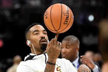 J.R. Smith To Pay $600 For Throwing Fan's Phone Into Construction Site