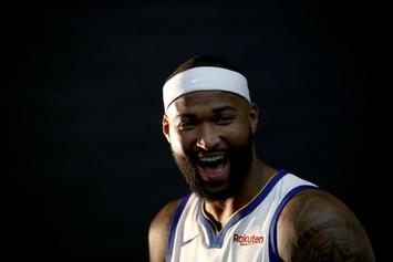 DeMarcus Cousins Signs Multi-Year Offer Sheet With Puma: Report