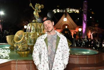 """Diplo Accuses Dame Dash Of """"Stealing"""" & """"Shopping"""" His Beat To Kanye West"""