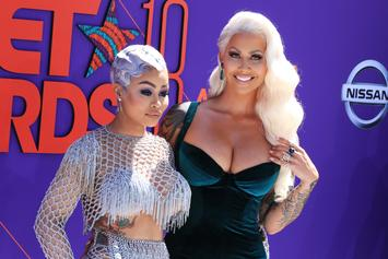 Amber Rose & Blac Chyna Have Reportedly Ended Their Friendship