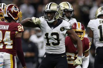 Saints' Michael Thomas Trashes Redskins' Josh Norman On Twitter