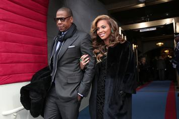 "Beyonce Pens Emotional Love Letter To ""Best Friend"" Jay-Z"