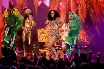 Cardi B's AMA Performance Elicits Hilarious Reaction From Actor Taran Killam