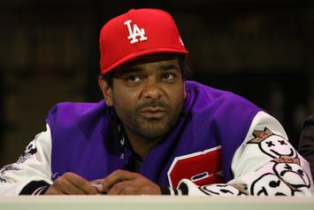Jim Jones Hit With Five Felony Charges For June Arrest: Report