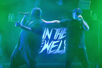 """Run The Jewels Tease Fourth Album: """"The Grimiest, Rawest Record"""""""