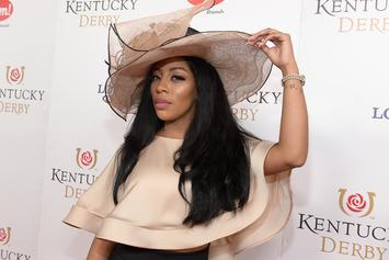 "K. Michelle Is Salty Idris Elba ""Didn't Defend"" Her When People Questioned Their Relationship"