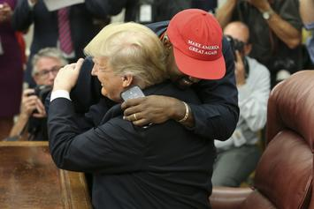 Kanye West's Reveals Hacker-Friendly Phone Passcode During Trump Meeting