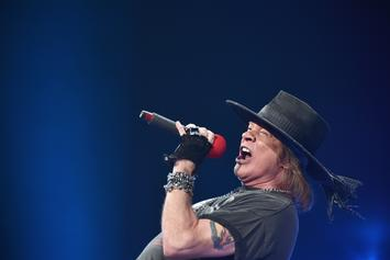 Guns N' Roses Frontman Axl Rose Is Not Here For Kanye West's Donald Trump Meeting