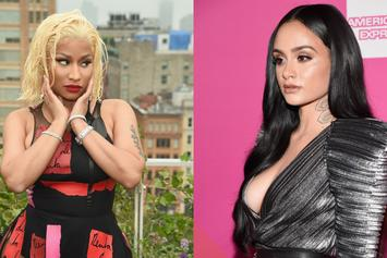 "Kehlani Tells Nicki Minaj About Her Bisexual Baby Daddy On ""Queen Radio"""