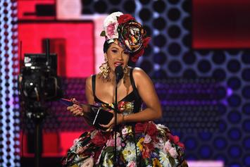 """Cardi B Announces New Single: """"Coming Out Soon. Momma Nervous"""""""