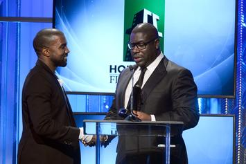 """Film Director Steve McQueen Explains Kanye West's Recent Antics: """"He Wants To Be Free"""""""