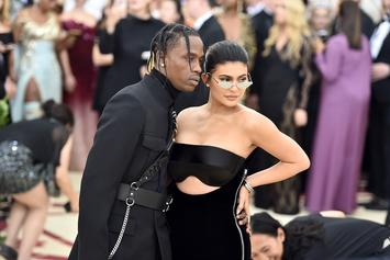"Travis Scott's Gift To Kylie Jenner Has Fans Speculating About A ""Secret Marriage"""