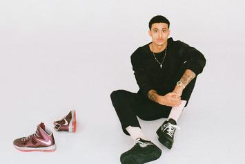 "Kyle Kuzma Signs Deal With ""GOAT"" App, Will Wear Rare Nikes On-Court"