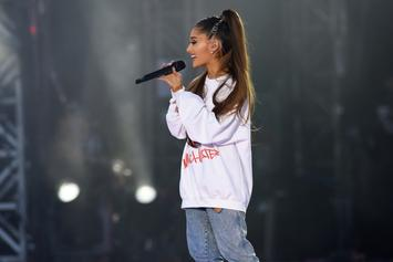 Ariana Grande Makes First Appearance Following Split From Pete Davidson