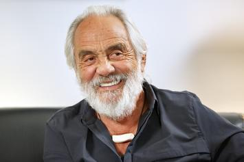 Tommy Chong Loses Passport & Can't Return To Canada For Legalized Pot