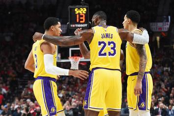 """LeBron James: Lakers' Team Chemistry Not Like """"Instant Oatmeal"""""""