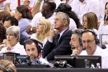 "Pat Riley ""Pulling The Plug"" On Jimmy Butler Trade Talks: Report"