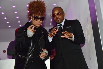 "Jermaine Dupri Honored By The Grammys For ""25 Years of Elevating Culture"""