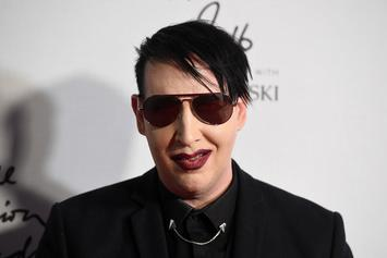 Marilyn Manson Selling Dildos Featuring His Face In Celebration Of Halloween