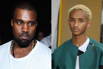"Kanye West Dubs Jaden Smith's ""ICON"" His ""Favorite"" Despite Their Fallout"