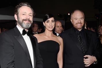 Sarah Silverman Says Louis C.K. Used To Masturbate In Front Of Her With Her Consent