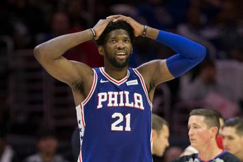 """Joel Embiid On Dating In The NBA: """"Gotta Do Your Background Check"""""""