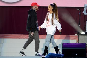 Ariana Grande Shares Mac Miller Clip Following Split With Pete Davidson