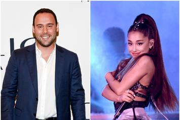 "Scooter Braun Reveals Ariana Grande Fired Him While Dating A ""S-ty Boyfriend"""