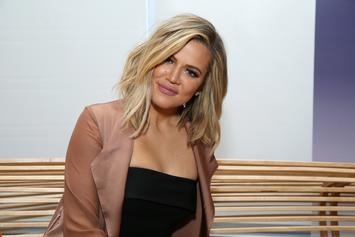 "Khloe Kardashian Reportedly ""Very Much Over"" Tristan Thompson"
