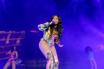 Ashanti Blasts 50 Cent After He Trolls Her For Selling 24 Concert Tickets