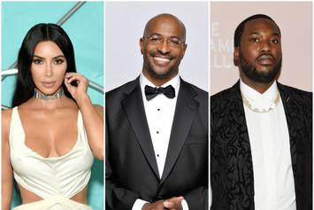 Kim Kardashian And Meek Mill To Appear At Criminal Justice Reform Summit