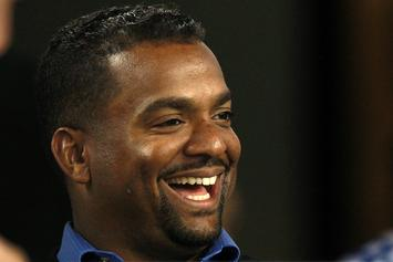 """Alfonso Ribeiro Discusses Why He Believes A """"Fresh Prince"""" Reboot Isn't A Terrific Idea"""