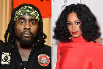 """Wale Fesses Up About Solange: She Was """"One Of My Muses"""""""