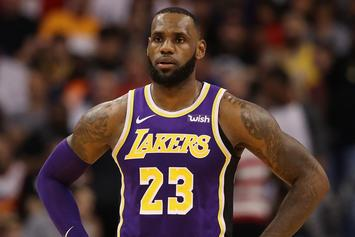 "LeBron James: ""You Probably Don't Want To Be Around When My Patience Runs Out"""