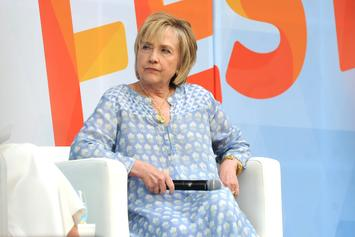 Hillary Clinton Roasts Interviewer For Confusing Black Democrats