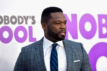 50 Cent Clowns Michael Blackson For Rainbow Outfit; 6ix9ine Responds