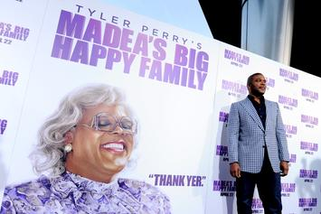 "Tyler Perry Reveals He's Killing ""Madea"" Character In 2019"