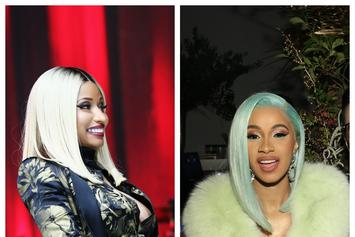 "Nicki Minaj Was Allegedly Little Mix's First Choice Over Cardi B For ""Woman Like Me"""