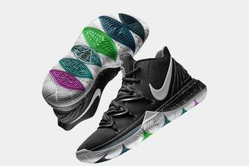 Nike Unveils The Kyrie 5: A Break Down Of It's Critical Elements