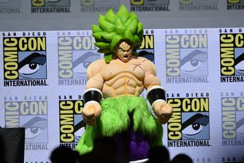 """Dragon Ball Super: Broly"" Goku Balloon Will Fly In Macy's Thanksgiving Day Parade"