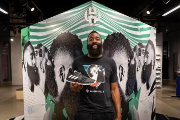 James Harden Dishes On His Favorite Rapper All-Time, Best Restaurant In Houston & More