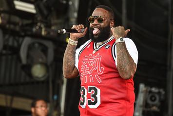 "Rick Ross Prescribes Kanye West ""Lemon Pepper Wings"" During Time Of Crisis"