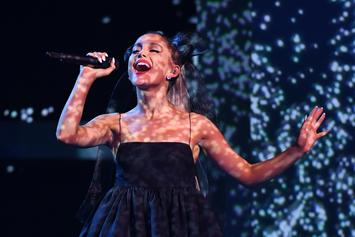 "Ariana Grande Says Big Sean & Ricky Alvarez Heard ""Thank U, Next"" Before It Dropped"
