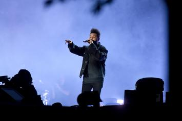 """The Weeknd Announces That He's Working On New Album """"Chapter 6"""""""