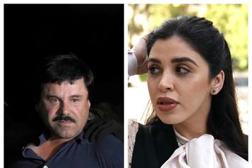 """A Heartbroken """"El Chapo"""" Requests A Hug From His Wife During Trial"""