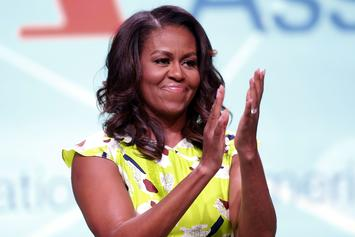 Tickets To Michelle Obama Event Are Being Re-Sold For $70,000