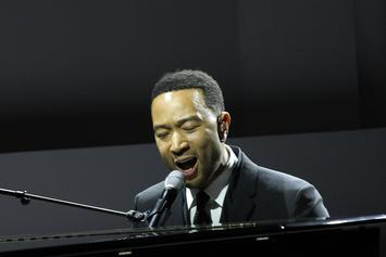 John Legend Gets Standing Ovation For Impressive Cover Of A U2 Classic